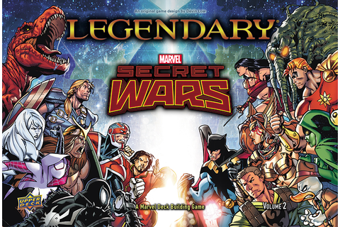 Legendary – Secret Wars: Volume 2 Expansion | The Catholic ...