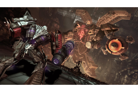 Download Transformers: War for Cybertron Full PC Game