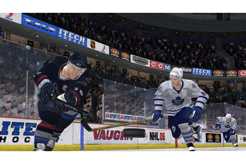 NHL 06 Game | PS2 - PlayStation