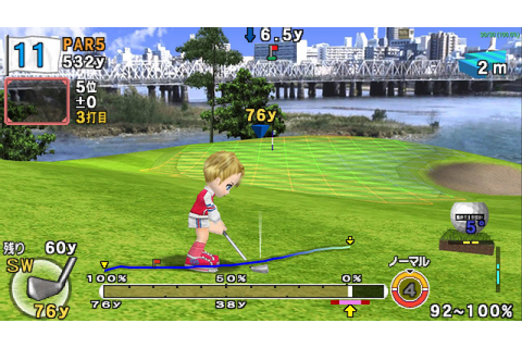 Everybody's Golf Portable 2 みんなのGOLFポータブル2 [UCJS-10075 ...