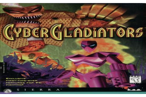 CyberGladiators download PC