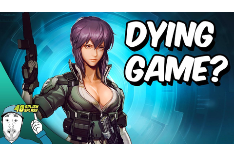 A DYING GAME? Ghost in the Shell: Stand Alone Complex ...