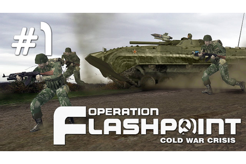 Retro Games: Operation Flashpoint: Cold War Crisis #1 ...