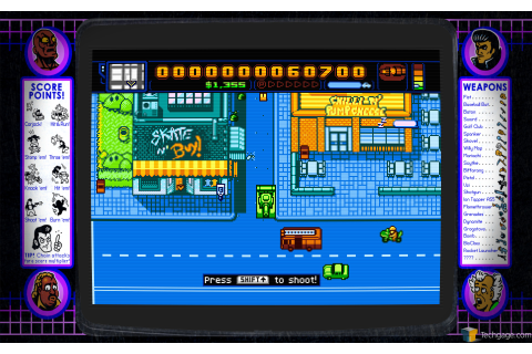 Retro City Rampage review: beg, borrow, steal | Polygon