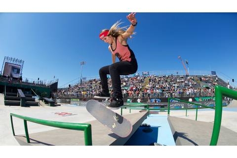 X Games gold medalist Leticia Bufoni joins Nike SB team
