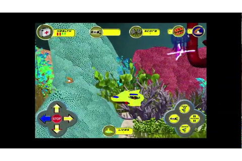 Yellow Submarine UnderSea Adventure Game for iOS and ...