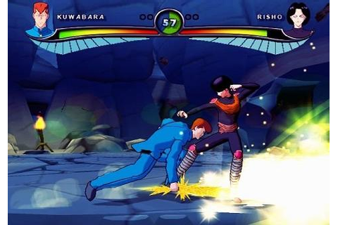 Neko Random: A Look Into Video Games: Yu Yu Hakusho: Dark ...