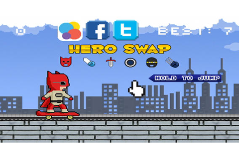 Super Hero Swap Games Hero Swap Super Hero