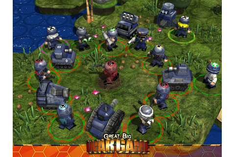 Review: Great Big War Game (iPad) - Digitally Downloaded