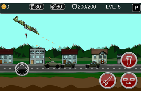 Close Air Support Android game - Mod DB