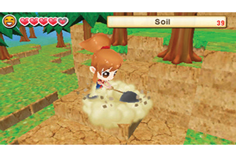 Harvest Moon: The Lost Valley | Nintendo Official UK Store