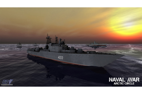 Naval War: Arctic Circle (PC) Review | GameDynamo