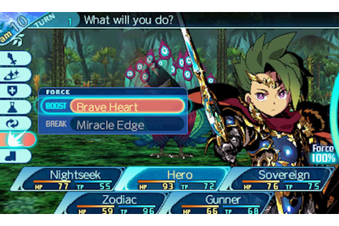 Etrian Odyssey Nexus first English trailer - Gematsu