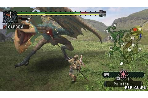Monster Hunter Freedom 2 Review - PlayStation Portable ...