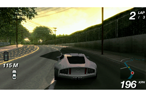 Ford Street Racing - L.A. Duel (Europe) ISO