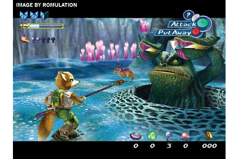 Star Fox Adventures (USA) Nintendo GameCube / NGC ISO ...