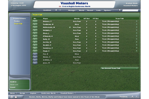 Football Manager 2006 (2005 video game)