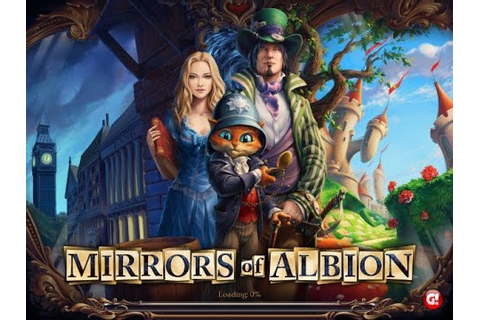 It's Alice in Wonderland - Mirrors in Albion - [Sukitte ...