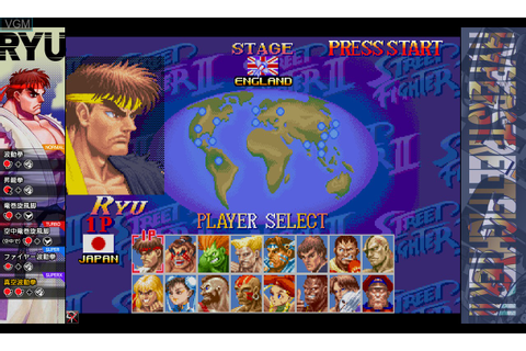 Hyper Street Fighter II - The Anniversary Edition for ...