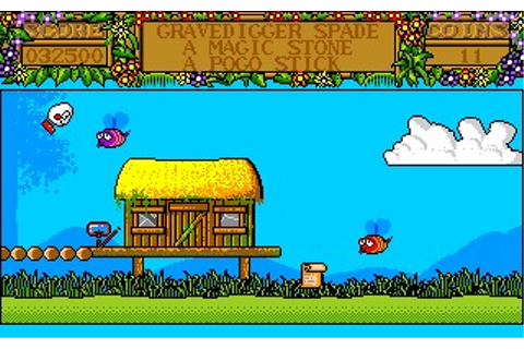 Treasure Island Dizzy (Amiga) Game Download
