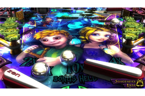 Zen Pinball 2 Review for PlayStation 4 (2013) - Defunct Games