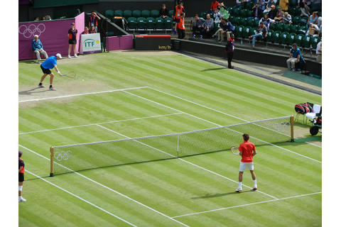 Tennis at the 2012 Summer Olympics – Men's singles - Wikipedia