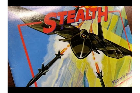 Classic Game Room - STEALTH ATF review for NES - YouTube