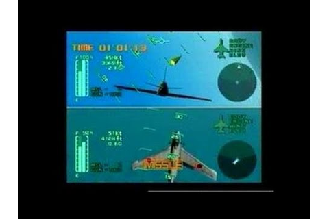 AeroWings 2: Air Strike Dreamcast Gameplay_2000_04_27 ...