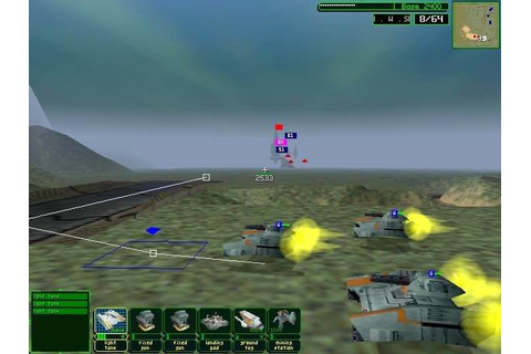 Download Armor Command (Windows) - My Abandonware