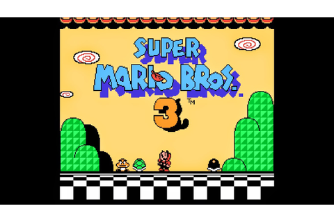 Games Download Free: Super Mario Bros 3