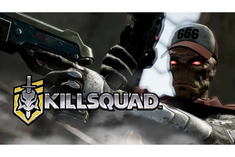 What is KILLSQUAD - YouTube