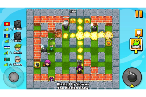 Bomber Friends – Applications Android sur Google Play