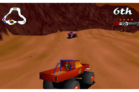 Big Red Racing DOS Review | Console Obsession