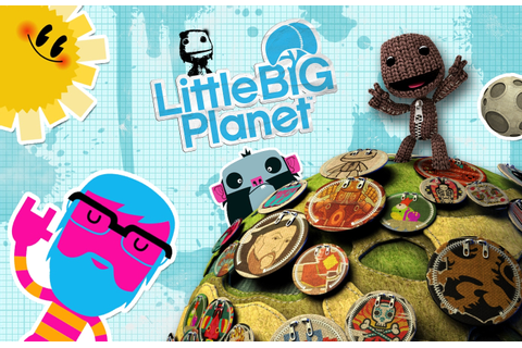 RedAndGreenMushrooms: Little Big Planet Review