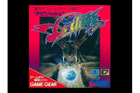 Devilish Game Gear OST デビリッシュ - YouTube