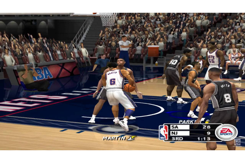 NBA Live 2003 GameCube Gameplay HD - YouTube