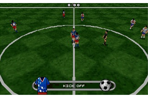 Actua Soccer Game Download