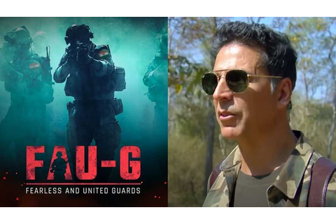 Akshay Kumar FAU-G Game Expected To Release By October End