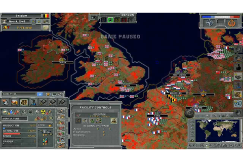Supreme Ruler: Cold War Video Tutorial - Production - YouTube