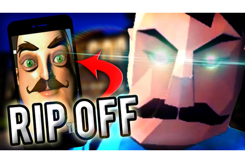 5 More Hello Neighbor RIP-OFF GAMES [...One is ACTUALLY ...