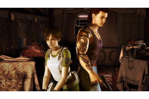 CGR Undertow - RESIDENT EVIL ZERO review for GameCube ...