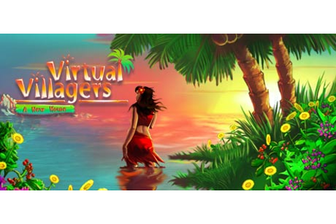 Virtual Villagers: A New Home on Steam