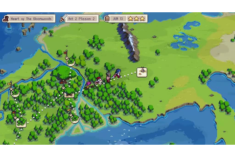 Wargroove | Nintendo Switch download software | Games ...