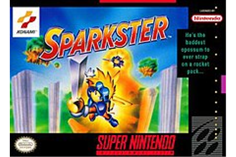 Sparkster - Wikipedia