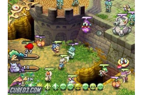 Heroes of Mana (Hands-On) (Nintendo DS) Preview - Page 1 ...
