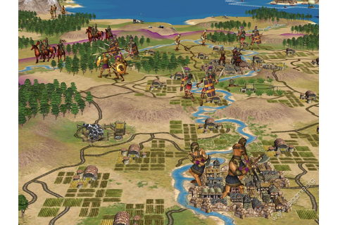 Sid Meier's Civilization III Complete - Download Free Full ...