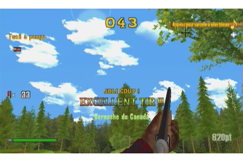 wii-telecharger: [LB-BF]All Round Hunter[Tir / Simulation ...