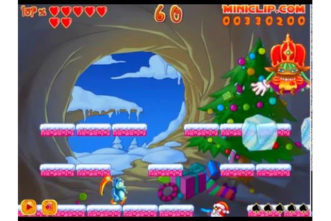 Miniclip - Deep Freeze Level 4 by KivojaVideoita