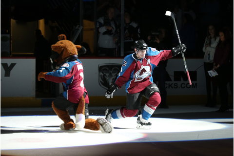 Colorado Avalanche 10 Reasons to Attend Games: In-Game ...