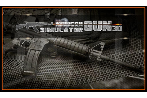 Gun Simulator Shooting Range game (apk) free download for ...